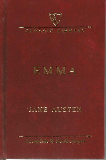 Image for Emma Complete & Unabridged (Classic Library)