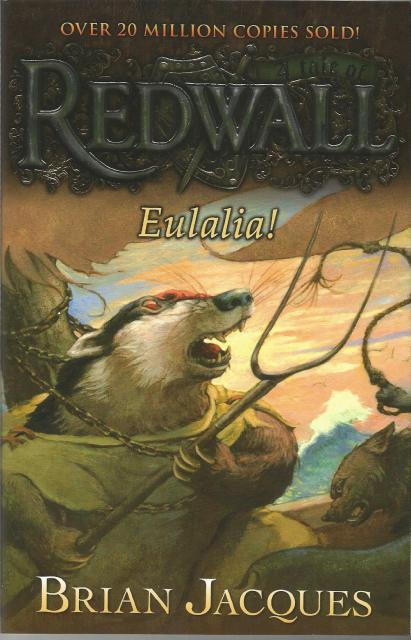 Eulalia! (Redwall Series), Jacques, Brian