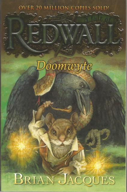 Doomwyte: A Novel of Redwall, Jacques, Brian