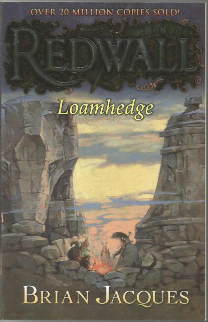 Loamhedge: A Tale from Redwall, Jacques, Brian