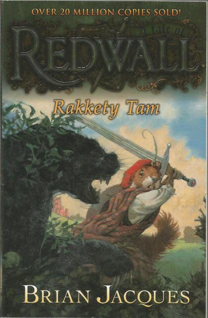 Rakkety Tam: A Tale from Redwall, Jacques, Brian