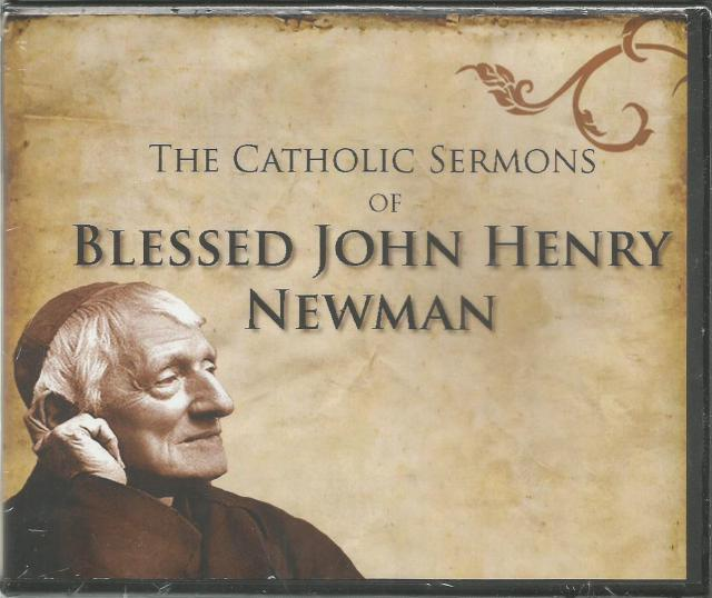 The Catholic Sermons of Blessed John Henry Newman - Audio CD, Blessed John Henry Newman