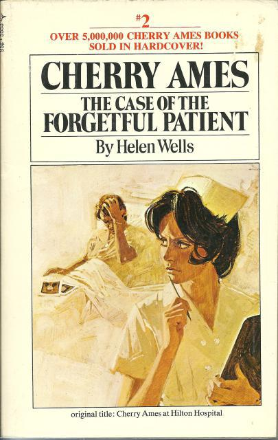 Cherry Ames The Clue of the Faceless Criminal #1, Helen Wells