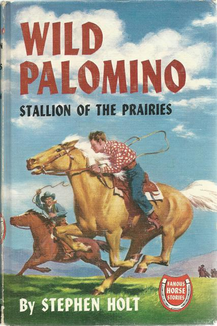Image for Wild Palomino Famous Horse Stories