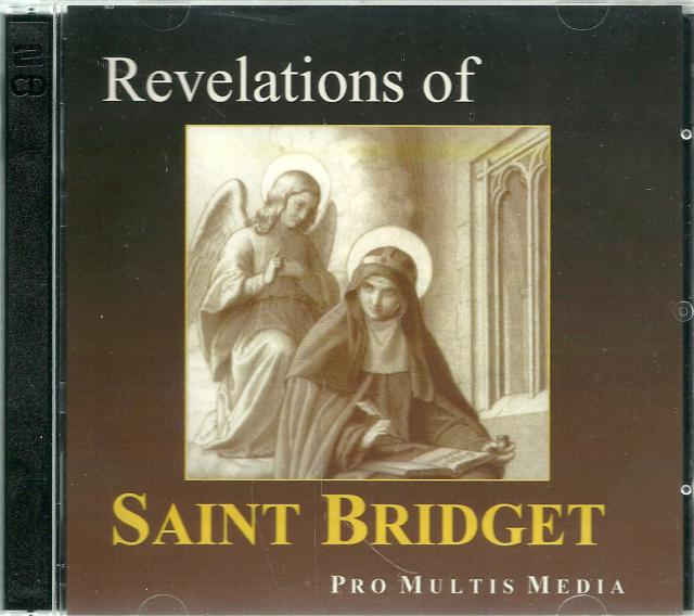 Image for Revelations of Saint Bridget (Audio CD)