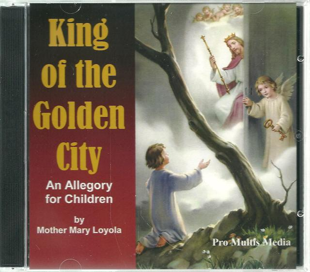 Image for King of the Golden City (CD Audiobook)
