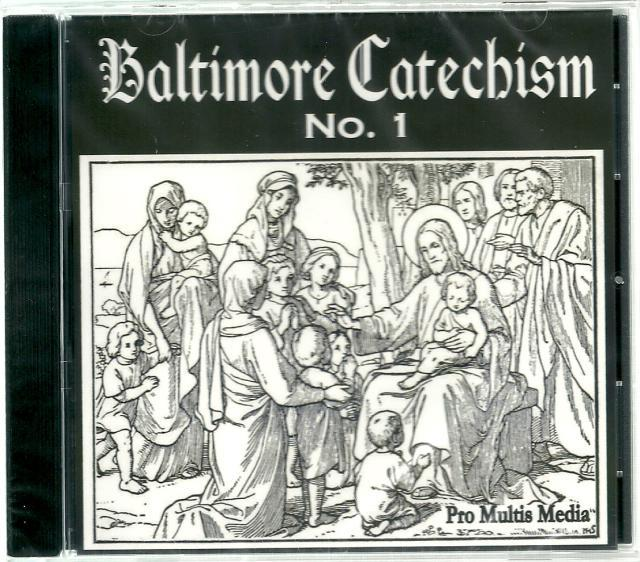 Image for Baltimore Catechism No. 1 (Audio CD)