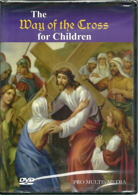 Image for The Way of the Cross for Children (DVD)