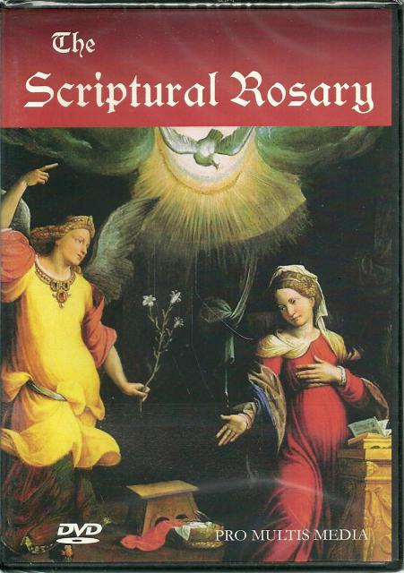 The Scriptural Rosary DVD, Narrator-Matthew Arnold