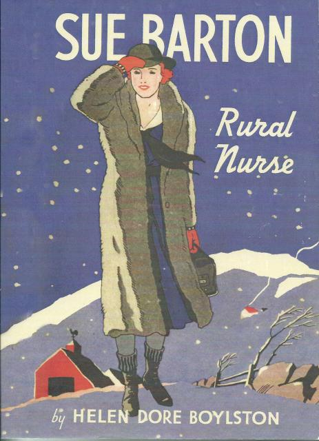 Sue Barton Rural Nurse (Sue Barton Series, Volume 4), Helen Dore Boylston