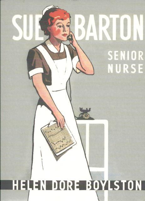 Sue Barton Senior Nurse (Sue Barton Series, Volume 2), Helen Dore Boylston