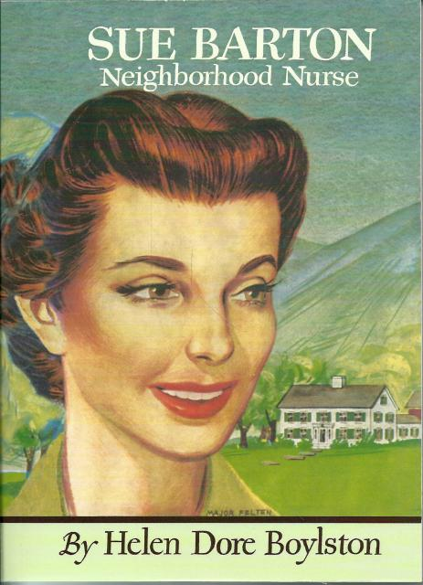 Sue Barton Neighborhood Nurse (Sue Barton Series, Volume 6), Helen Dore Boylston