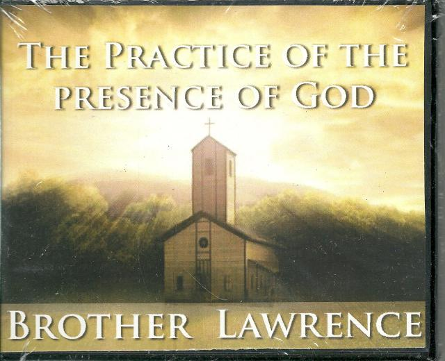 The Practice of the Presence of God (Brother Lawrence) - Audio CD, Brother Lawrence
