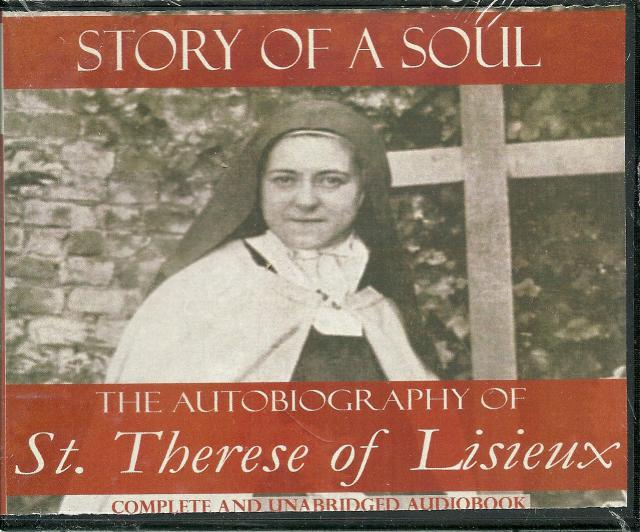 Story of a Soul (St. Therese of Lisieux) - Audio Book CD, St.Therese of Lisieux