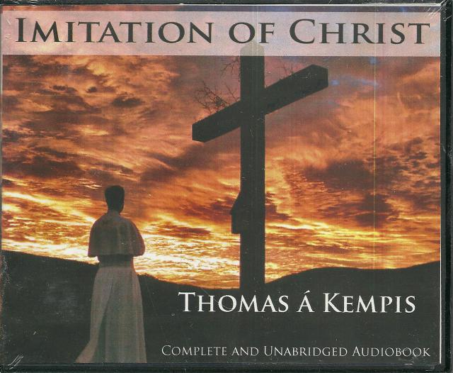 Imitation of Christ Thomas A.Kempis Audio CD, Thomas A. Kempis