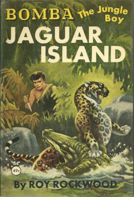Image for Bomba The Jungle Boy Jaguar Island Clover Edition B4