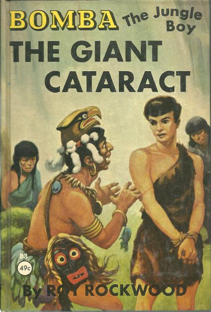 Image for Bomba The Jungle Boy The Giant Cataract