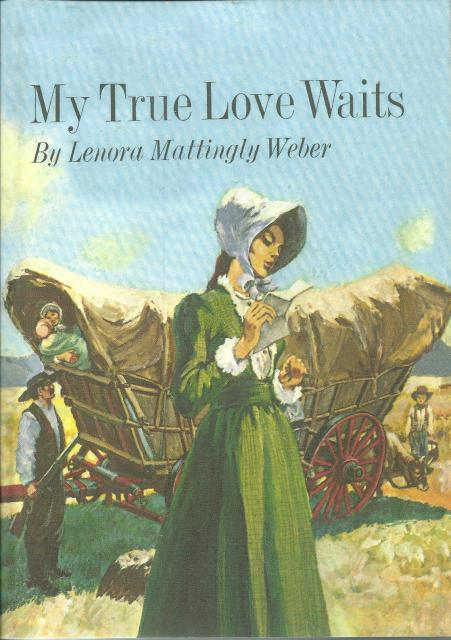 My True Love Waits OUT OF PRINT by Lenora Mattingly Weber New, Lenora Mattingly Weber