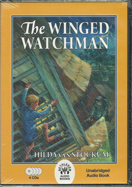 The Winged Watchman Audio Book Hilda Van Stockum, Hilda van Stockum