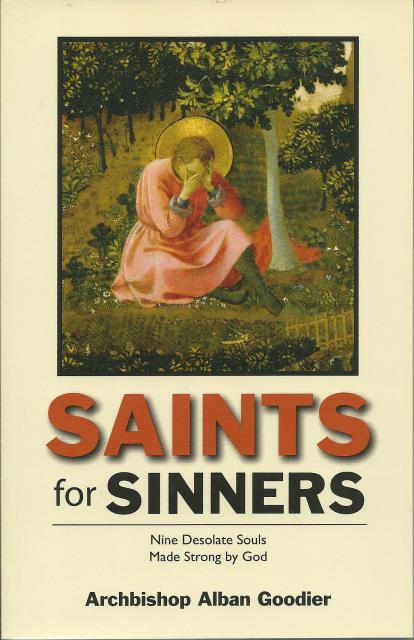 Saints for Sinners, Archbishop Alban Goodier