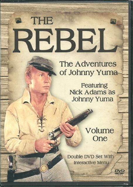 Image for The Rebel The Adventures of Johnny Yuma Vol. 1 New DVD