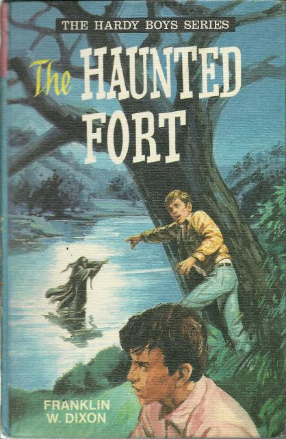 Haunted Fort  #3 Hardy Boys British Import, Franklin W Dixon