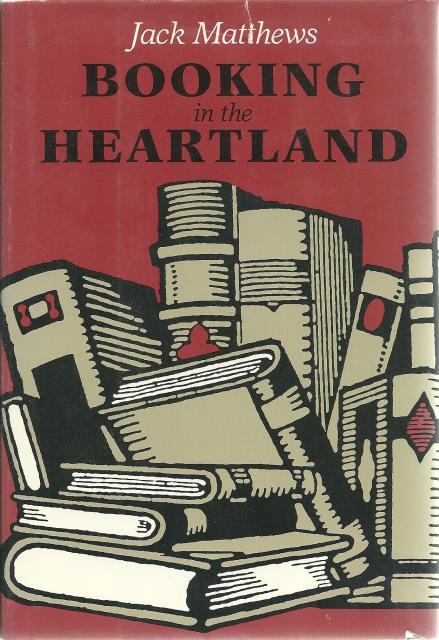 Image for Booking in the Heartland Signed By Author HB/DJ
