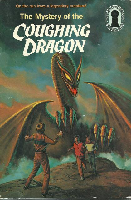Three Investigators in The Mystery of the Coughing Dragon #14, Nick West