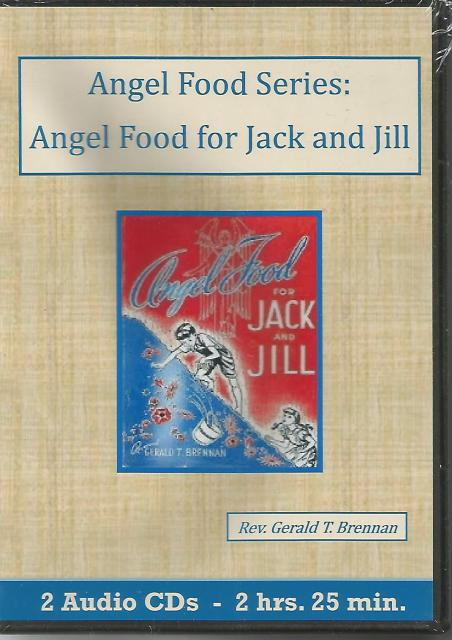 Image for Angel Food for Jack and Jill Catholic Childrens Audiobook CD Set