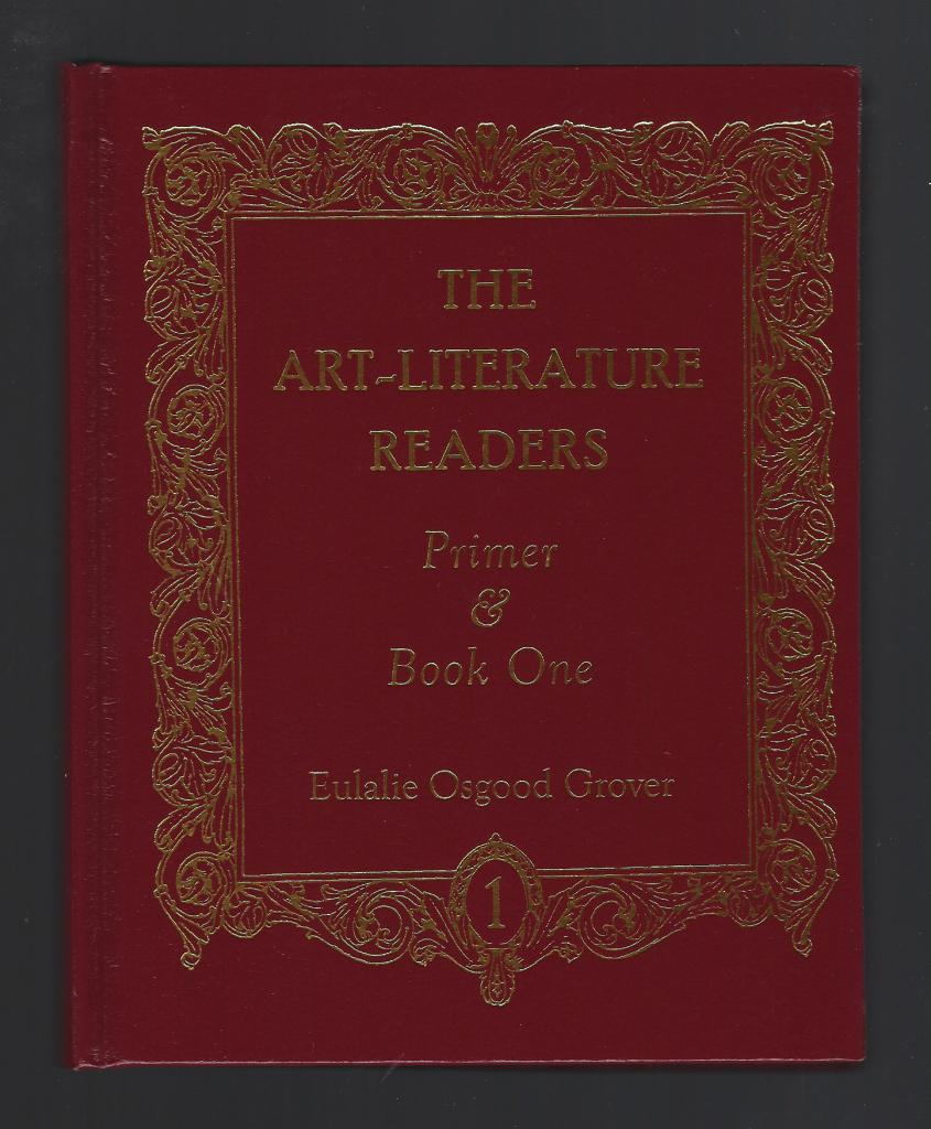 The Art-Literature Readers Book Three, Frances E. Chutter