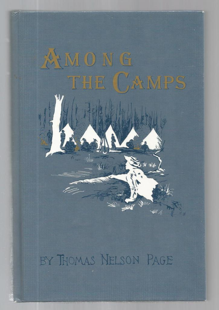 Image for Among the Camps or Young People's Stories of the War Thomas Nelson Page