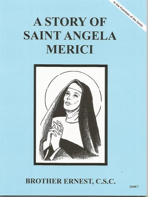 Image for A Story of St. Angela Merici (Dujarie Series)