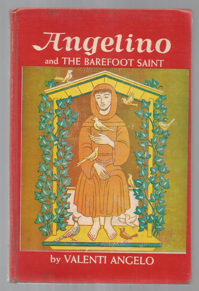 Image for Angelino and the Barefoot Saint 1961