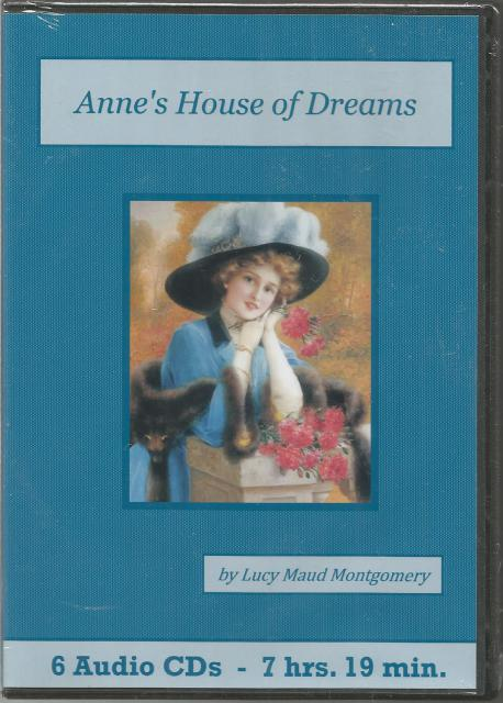 Anne's House of Dreams Audiobook CD Set, Lucy Maud Montgomery