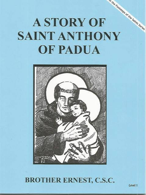 Image for Story of Saint Anthony of Padua (Mary's Books)