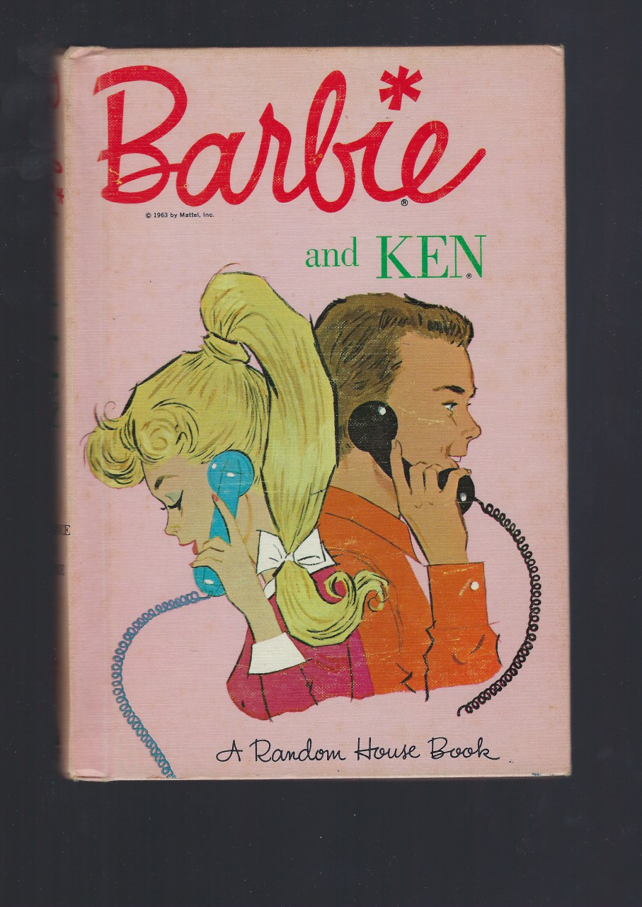Barbie and Ken (Barbie Book Series) 1963 B/PC, Cynthia Lawrence; Bette Lou Maybee; Clyde Smith [Illustrator]