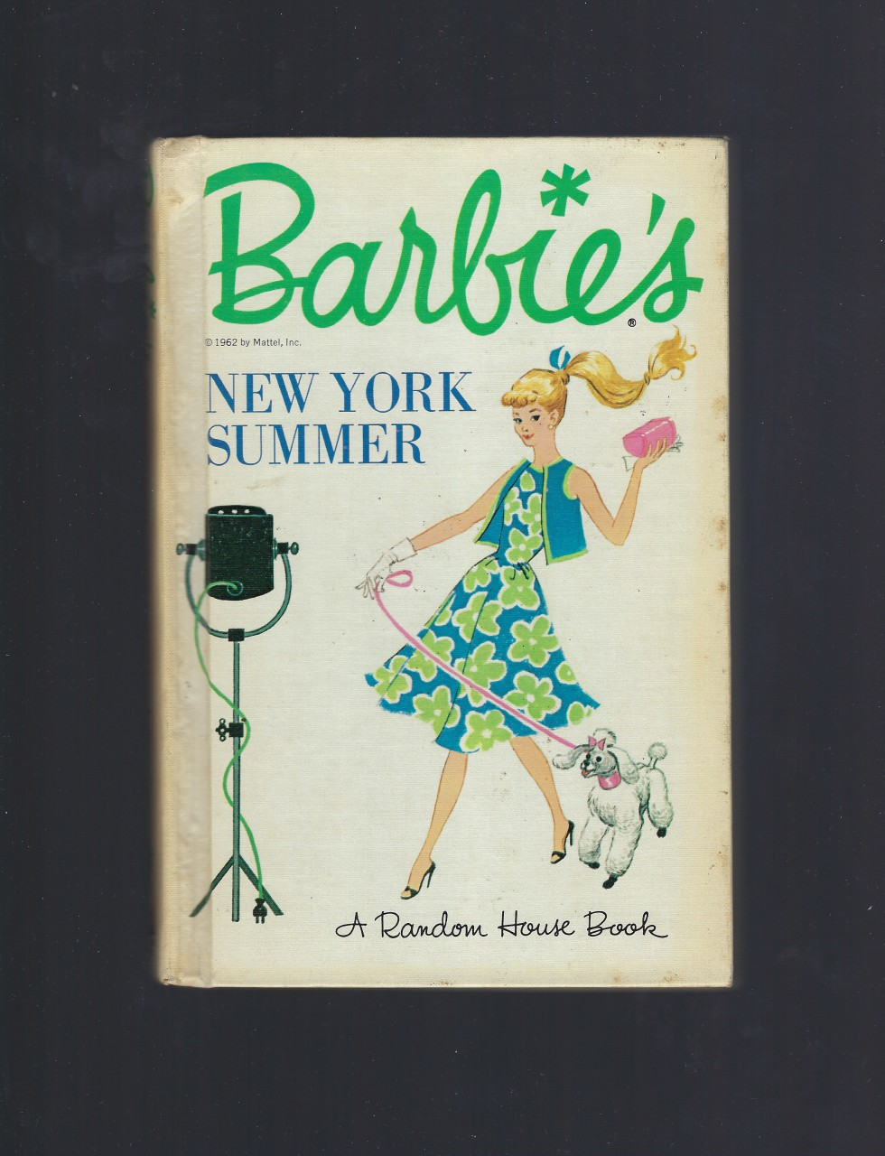 Barbie's New York Summer 1962 HB/PC, Cynthia Lawrence