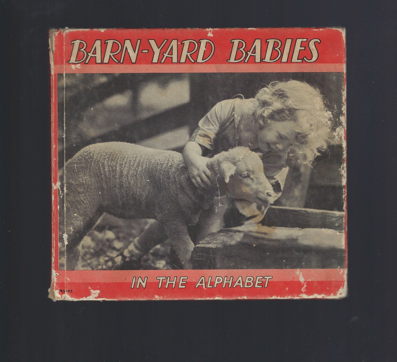 Barn-Yard Babies in the Alphabet Vintage Photographs, N/A