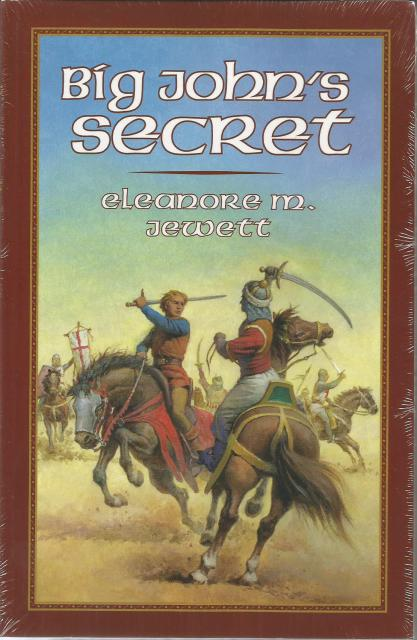 Big John's Secret (Living History Library), Eleanore M. Jewett; Illustrator-Frederick T. Chapman