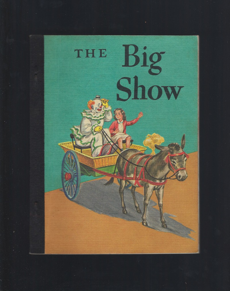 Image for The Big Show Tip and Mitten Vintage Reader 1963