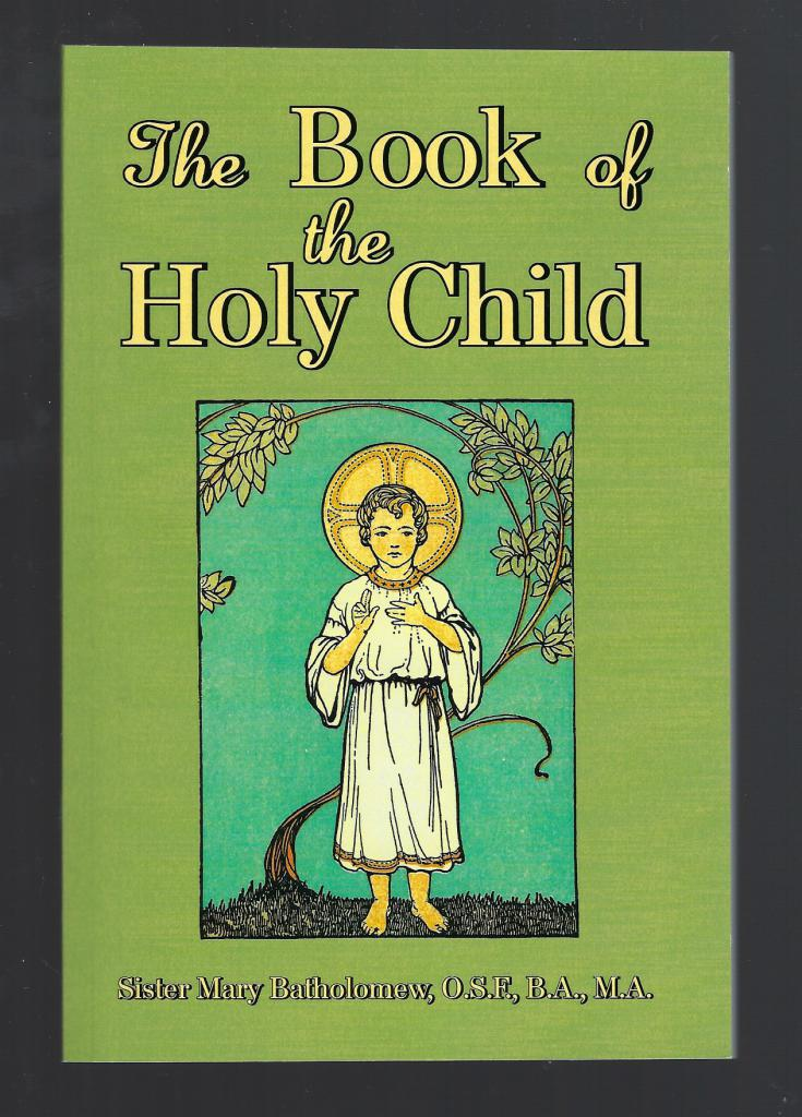 Image for The Book of the Holy Child