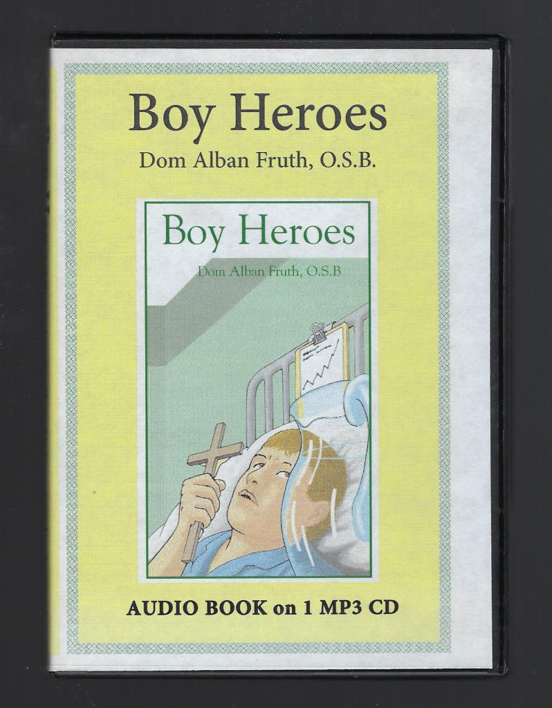 Image for Boy Heroes by Dom Alban Fruth Audio Book (MP3 CD)