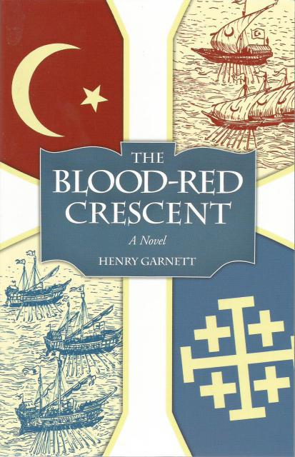 Image for Blood Red Crescent by Henry Garnett