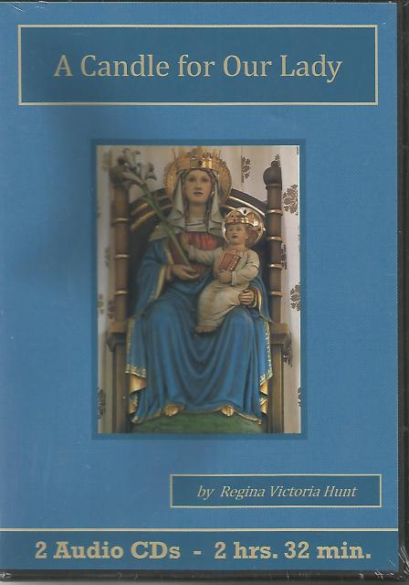 Image for A Candle for Our Lady Catholic Children's Audiobook Cd Set