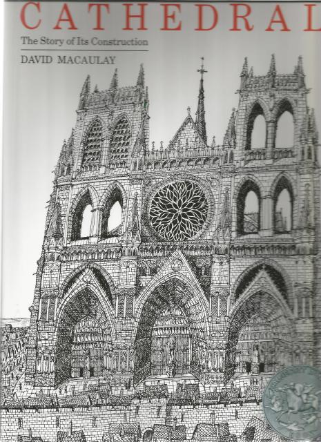 Cathedral: The Story of Its Construction HB/DJ New Macaulay, David Macaulay