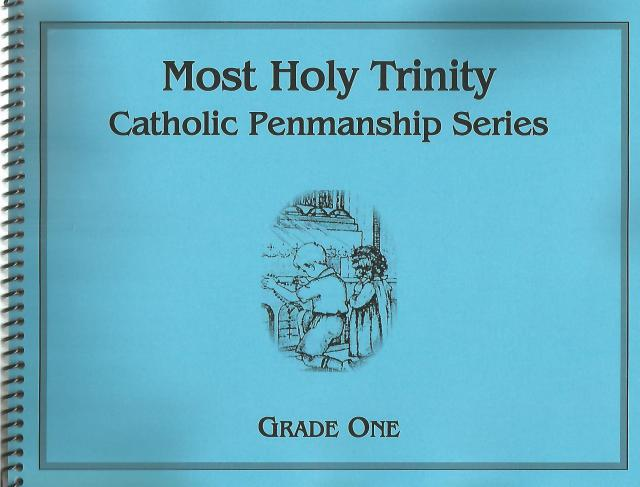 Image for Catholic Penmanship Series Grade 1 Spiral-Bound