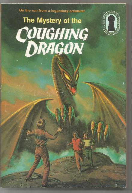 The Mystery of the Coughing Dragon #14 (3 Investigators), Nick West