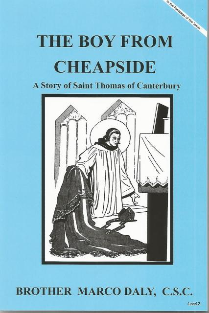 Image for The Boy From Cheapside A Story of Saint Thomas of Canterbury
