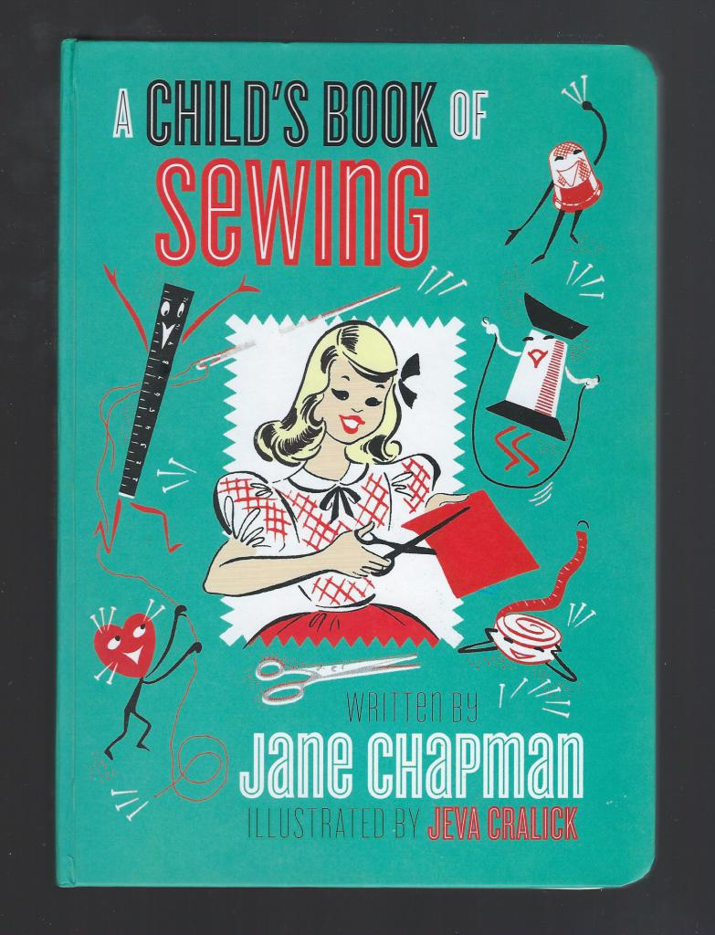 Image for A Child's First Sewing Book: Mid-century hand-sewing inspiration and projects for children