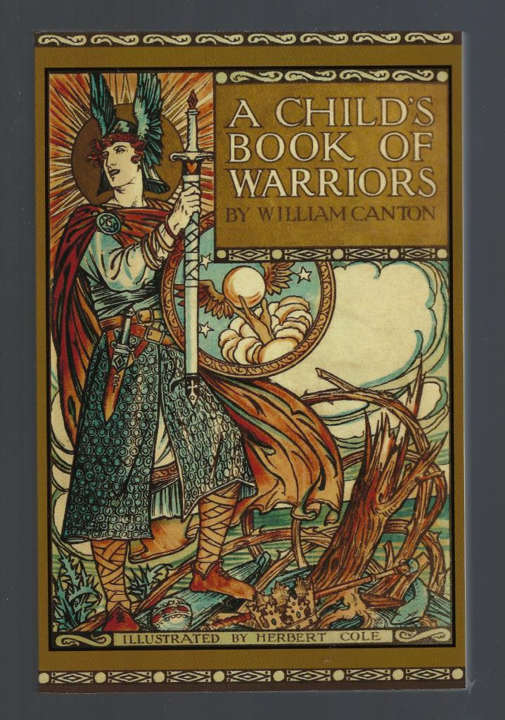 Image for A Child's Book of Warriors